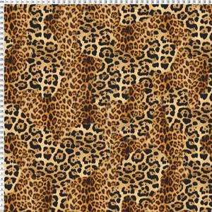 Bilde av Badetøystoff lycra gepard