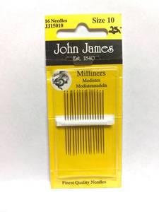 Bilde av John james hånd nåler | str 10