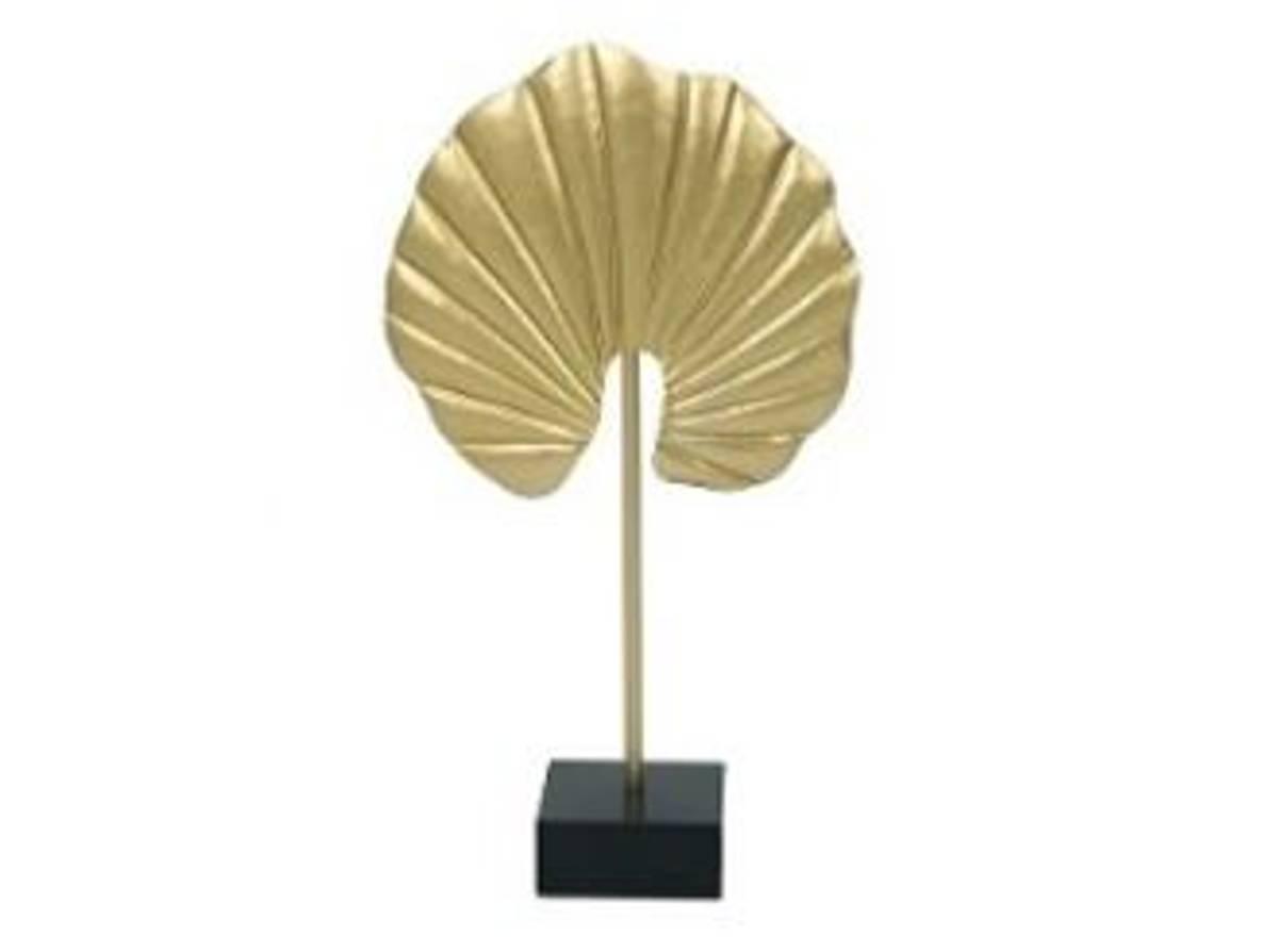 Dekor palmeblad 45 cm