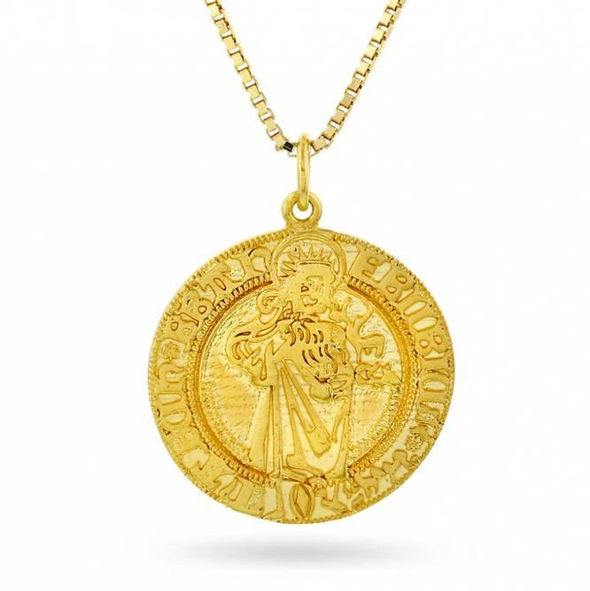 Bilde av Medaljong i sølv
