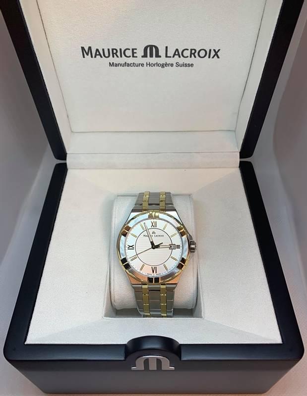 Bilde av Maurice Lacroix Aikon 42mm 100m - AI1008-PVY13-132-1