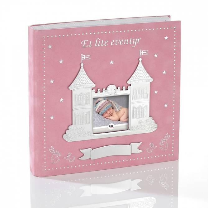 Bilde av Eventyralbum lys rosa