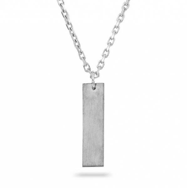 Herresmykke i sølv- inkl.kjede