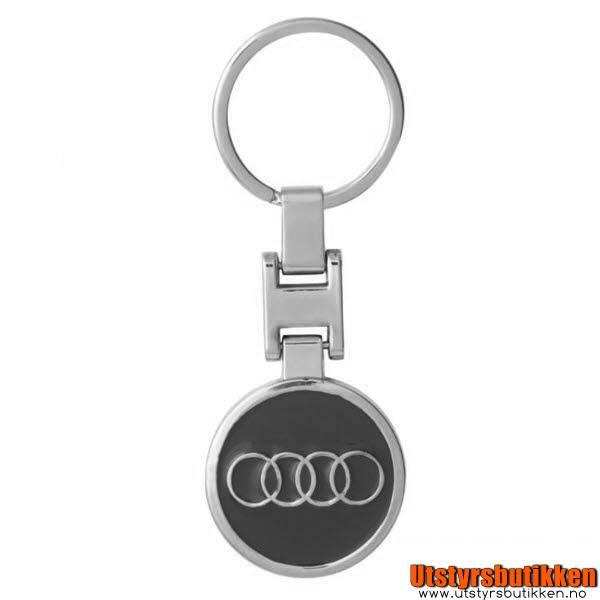 Nøkkelring Audi