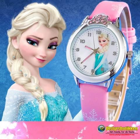 Bilde av Frost klokke deluxe - Elsa