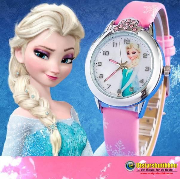 Frost klokke deluxe - Elsa
