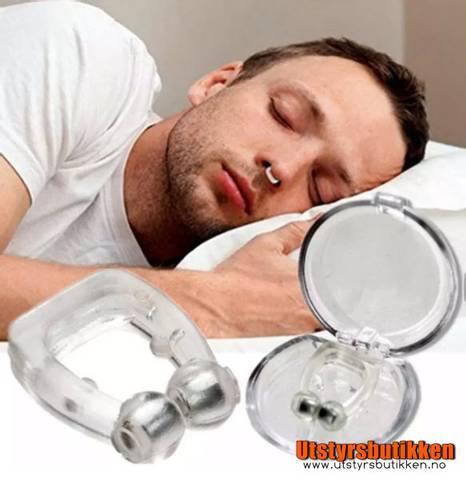Bilde av Snorkestopper med magneter
