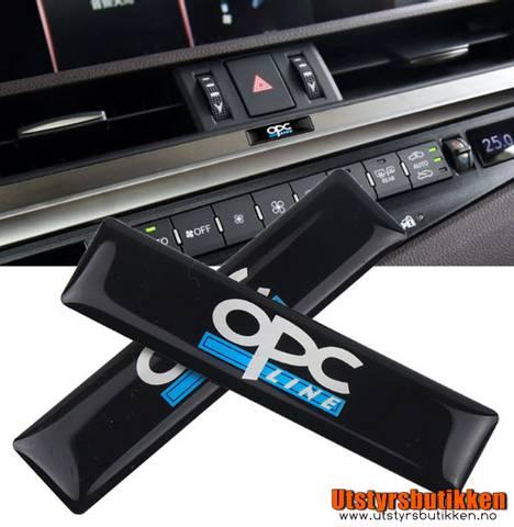 Bilde av Opel OPC Line Emblem