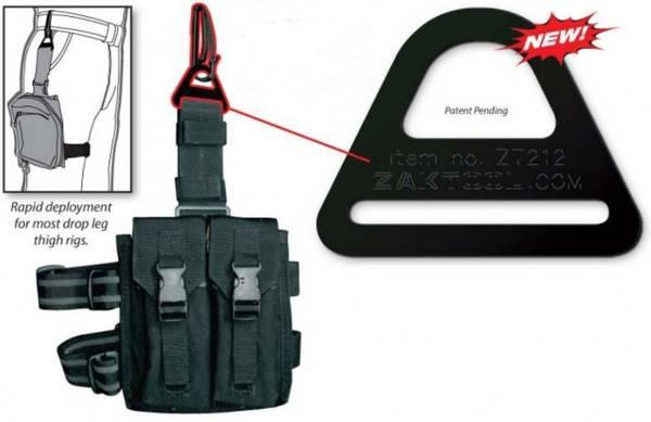 ZT 212 Tactical Belt Clip System