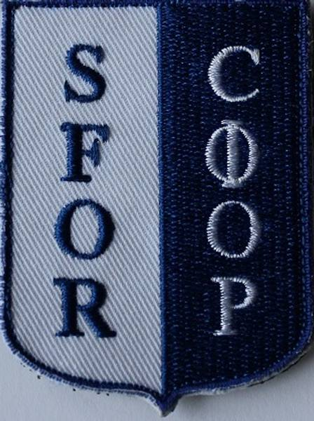 SFOR patch