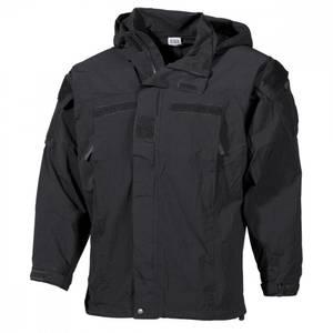 Bilde av US Soft Shell Jacket, black,