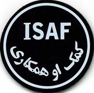 Bilde av IR patch, Isaf, rundt