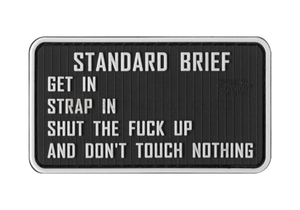 Bilde av Standard Brief Patch