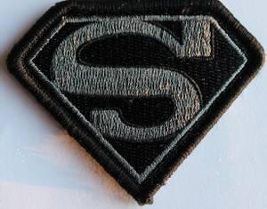 Bilde av Superman patch subdued