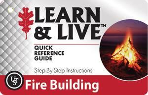 Bilde av Learn and Live Cards - Fire