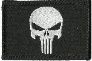 Bilde av Punisher Tactical Patch -