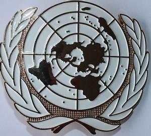 Bilde av UN beret merke