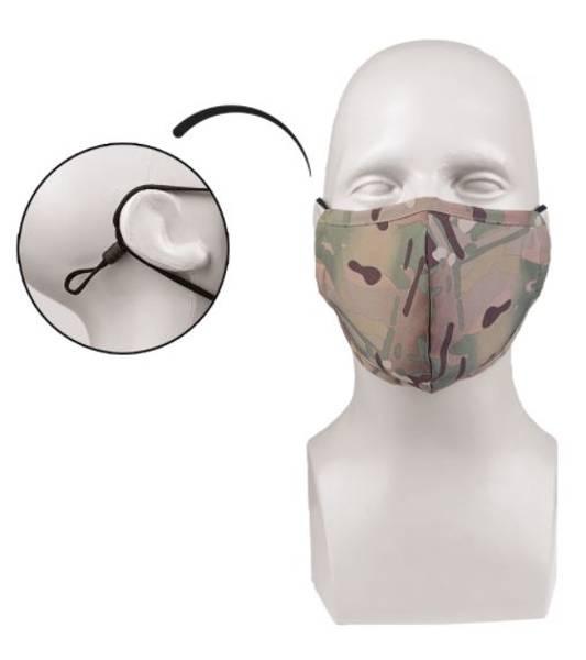 Multikamo Maske