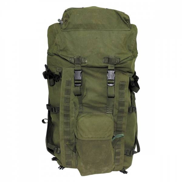 Storsekk - GB Backpack, OD, PLCE LONG