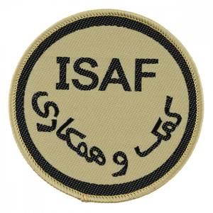 Bilde av ISAF Patch Felt