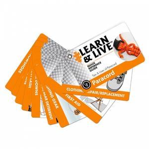 Bilde av Learn and Live Cards -