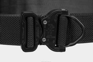 Bilde av Cobra Blk D Ring Belt -