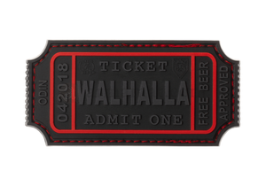 Bilde av Large Walhalla Ticket Rubber