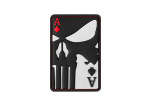 Bilde av Punisher Ace Of Spades Patch