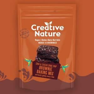 Bilde av Chia & Cacao Brownie Mix