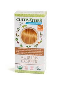 Bilde av Cultivator`s Organic Hair Color Auburn Copper