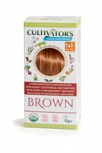 Bilde av Cultivator`s Organic Hair Color Brown