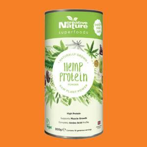 Bilde av UTSOLGT Create Nature Hemp Protein Powder, 300