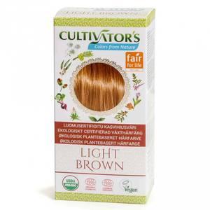 Bilde av Cultivator`s Organic Hair Color Light Brown