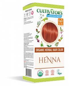 Bilde av Cultivator`s Organic Hair Color Henna