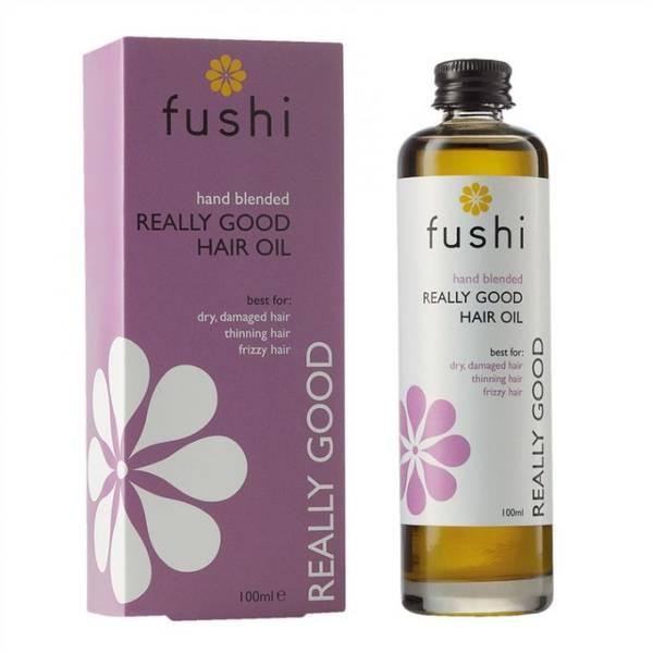 KUN 1 IGJEN! Fushi Really Good Hair Oil