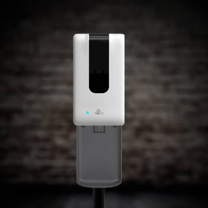 Bilde av Dispenser for håndsprit m/stativ inklusiv 4 L håndsprit