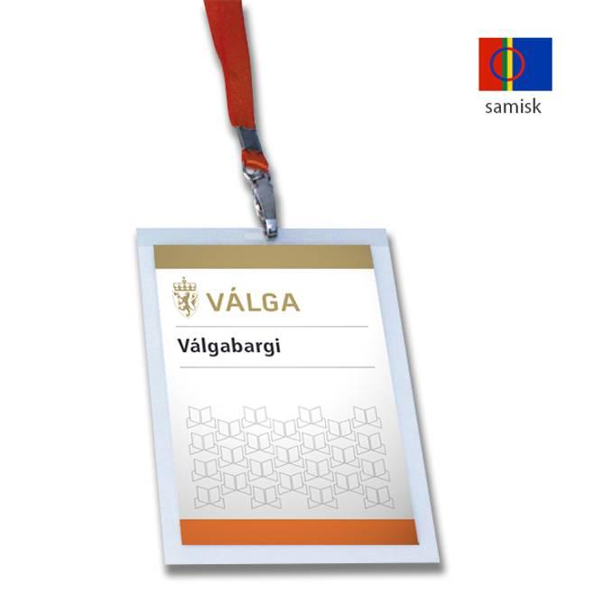 Bilde av Válgabargi -