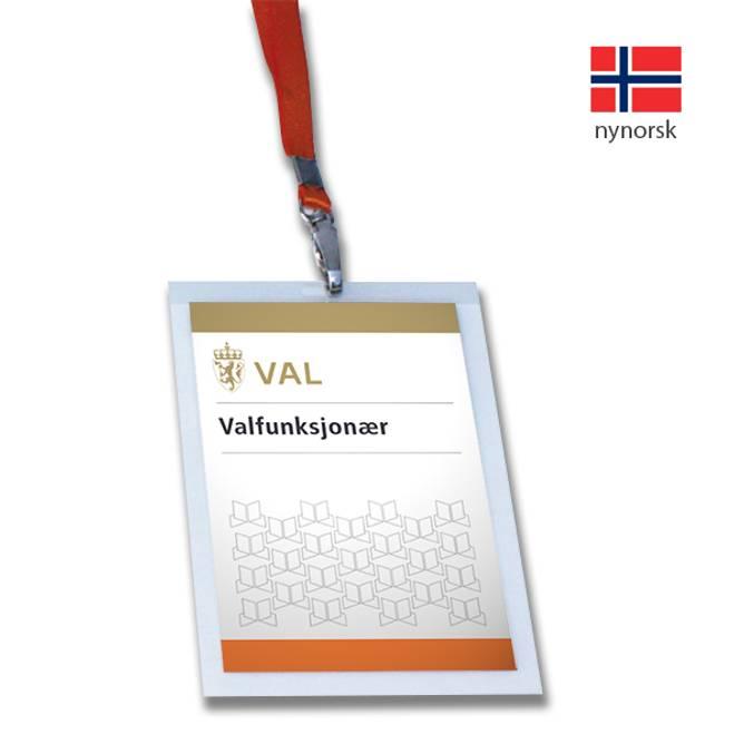 Bilde av Valfunksjonær -