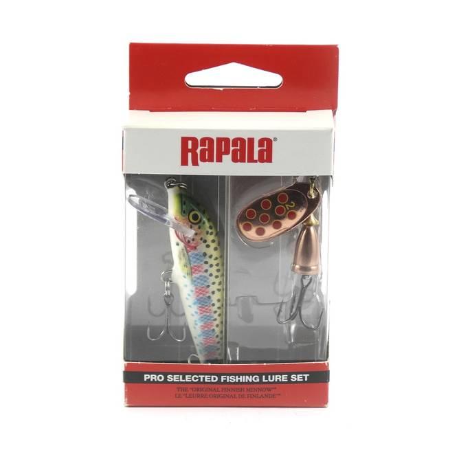 Bilde av Rapala Best i test ørretfiske 2pk