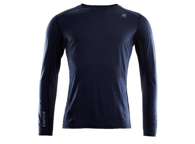 Bilde av Aclima LW Sports Shirt Navy