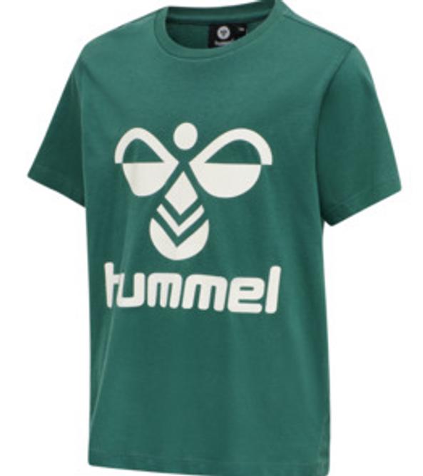 Bilde av  Hummel Tres T-Shirt S/S mykonos Green