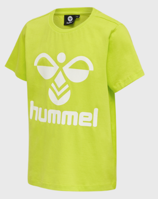 Bilde av  Hummel Tres T-Shirt S/S mykonos Light Green