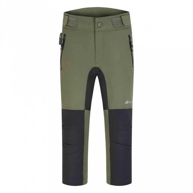 Bilde av Skogstad Tinden bukse mørke grønn