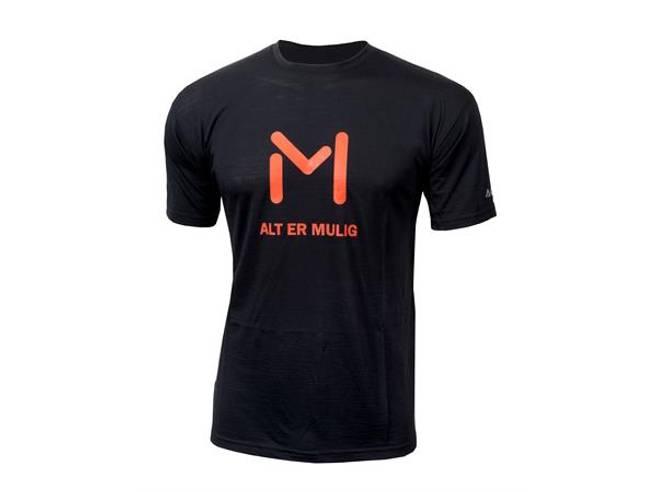 Bilde av Aclima Lars Monsen Anárjohka T-shirt U