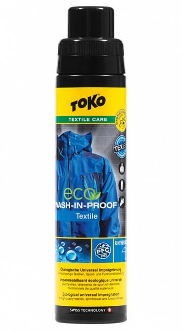 Bilde av Toko textil Wash-in proof 250ml
