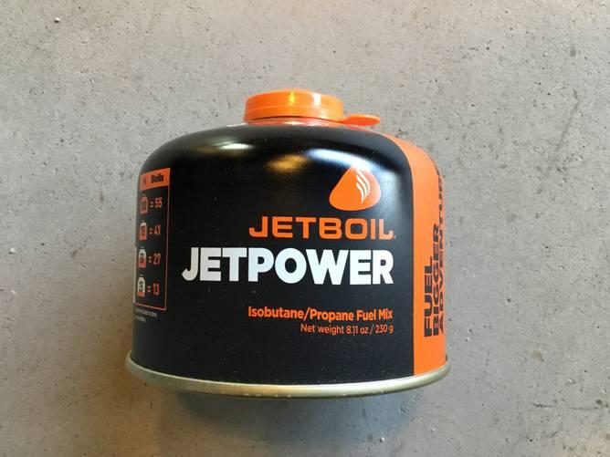 Bilde av JetBoil gass 230g