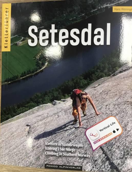 Bilde av Setesdal Klatrefører Ny utgave