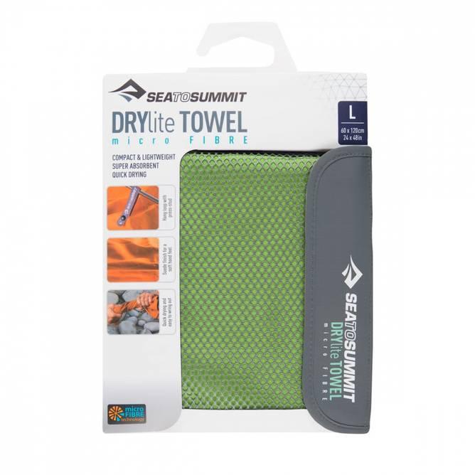Bilde av SeaToSummit drylite towel M grønn