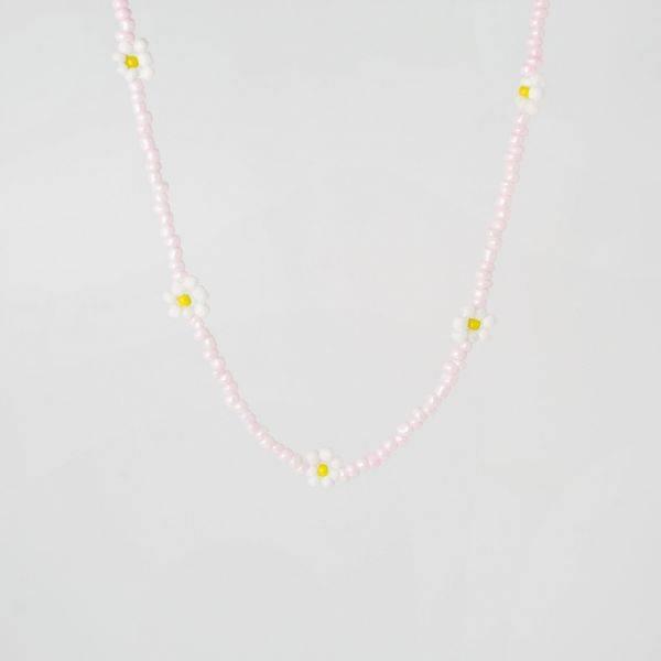 Bilde av Blomsterkjede Lyse rosa