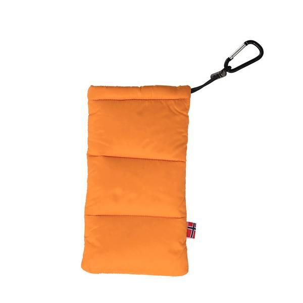 Thermopose til mobil - Oransje (3-søms)